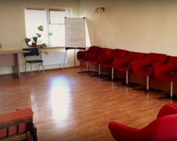 Professional support for abused child and its family – trainings for professionals