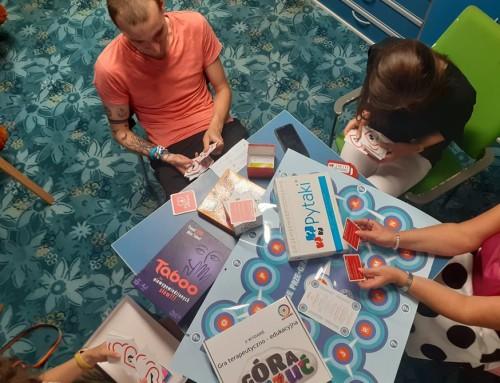 Zaczynamy pracę nad grą profilaktyczną dla rodzin!